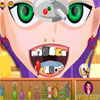 Elena at Dentist game