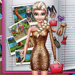 Elisa Doll Creator game