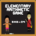 Elementary Arithmetic Math game
