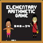 Елементарна аритметична математика игра