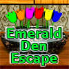 Emerald Den Escape game