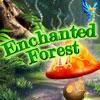 Büyülü orman oyunu