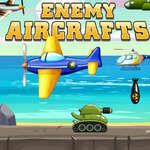 игра Вражеские самолеты