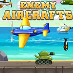Avioane inamice joc