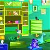 Kinder-Spielzimmer zu entkommen