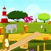 Escape Animal Playground game