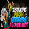 Escape from Wicked Alchemist game