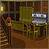 Kahve dükkanından kaçış oyunu