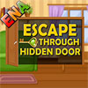 Escape Through Hidden Door game