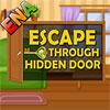 Door verborgen deur ontsnappen spel