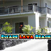 Escape Lava Beach game