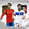 EURO FINAL Spain Vs Italy game