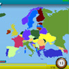 Europe GeoQuest game
