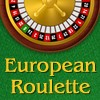 Európai rulett játék