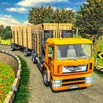 Euro Cargo Transporter Kamyon Sürücü Simülatörü 2019 oyunu
