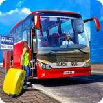Евро треньор автобус град екстремен шофьор игра