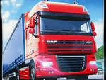 Euro Truck Simulator Cargo Truck Drive jeu
