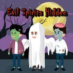 Скрити зли духове игра
