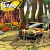 Extrém Explorer teherautó játék