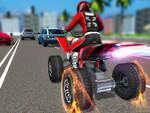 Extrém ATV Quad Racer játék