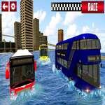 игра Экстремальный водный серфер автобус симулятор