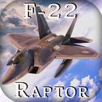 F22 Real Raptor Combat Fighter Joc