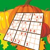 Fall Time Sudoku game