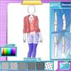 игра Студия моды - зимний наряд