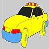 Rýchle policajné auto sfarbenie hra