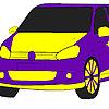 игра Окраска автомобиля быстро пламени