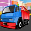 Фабрика камион паркинг игра