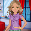 Fashion Babe Dress Up game