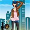 Straße Snap Mädchenmode Spiel