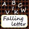 Lettere cadenti gioco