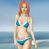 Fashion Beach Dressup game