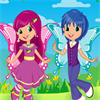Fairy Wedding Dress Up game