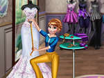 Famous Dress Designer game