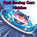 Fast Racing Cars Hidden game