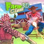 Farm Clash 3D spel