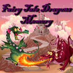Fairy Tale Dragons Memory spel