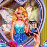 Fairy Insta Selfie jeu