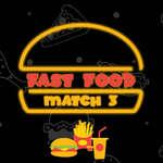 Partido de comida rápida 3 juego