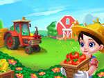 Farm House Juegos de agricultura para niños