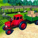 Çiftçi Traktör Kargo Simülasyon oyunu