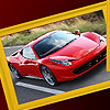 Ferrari car disorder game