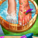 Feet Skin Doctor game