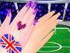 FIFA Fan Manicure game