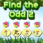 Finde die Odd 2 Spiel