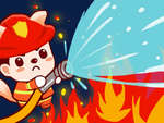 Feuerwehr Spiel