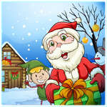 Findergarten Christmas game
